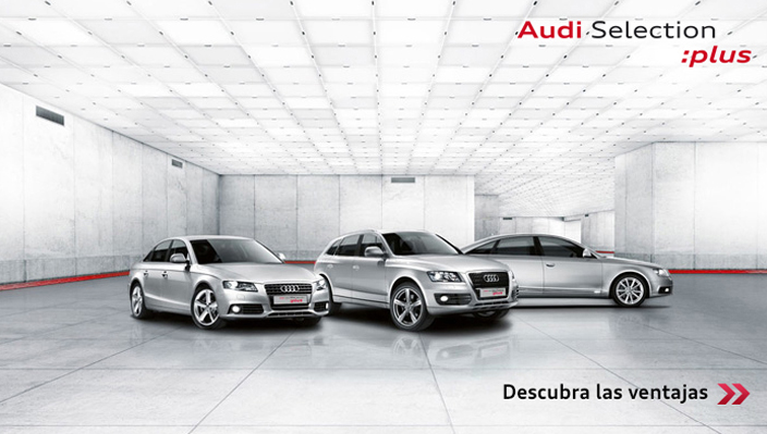 Audi ocasion plus madrid
